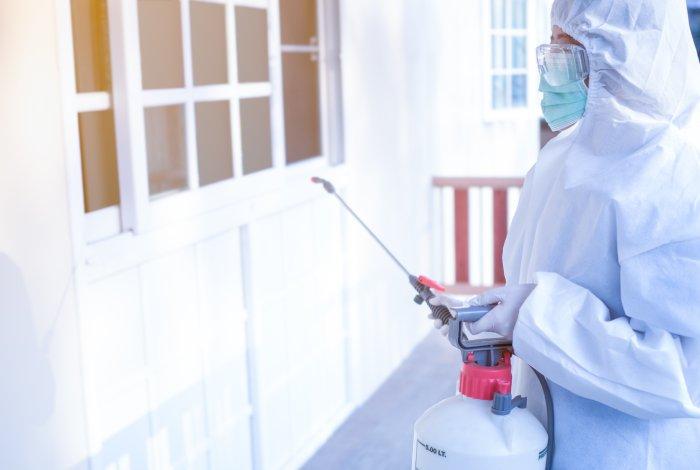 Sanitização de ambientes e dedetização: os dois serviços necessários para combater o Coronavírus