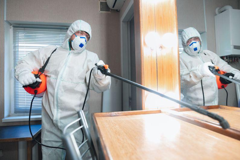 Sanitização: manter a regularidade do serviço é importante para um bom resultado - Dedefone